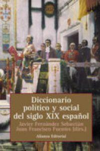 Diccionario político y social del Siglo XIX español